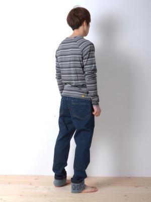 身長165cm(55kg)サイズS着用(日本のM相当)