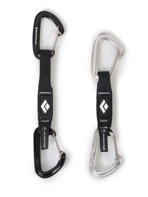 ハンガー側に「オズ」、ロープ側に「フードワイヤー」の組み合わせ。左が16cm、右12cm。セットでは販売のない組み合わせ、おすすめです。