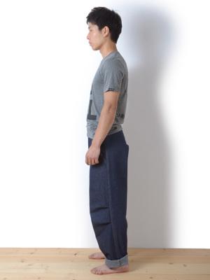 身長168cm(59kg)サイズS着用(最適サイズ)