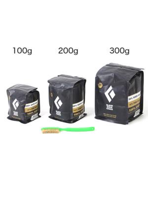 左から100g・200g・300gパッケージ