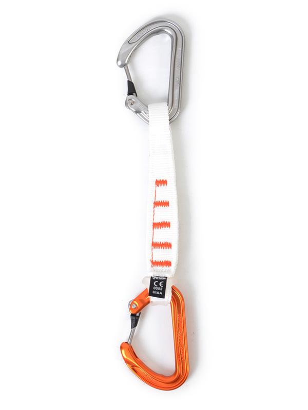 スリング17cm/カラビナは上下共Sサイズ