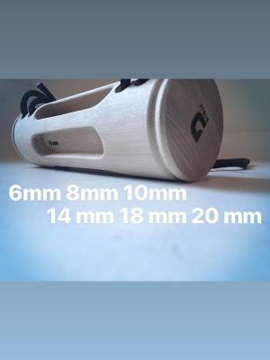 6mm/8mm/10mm/14mm/18mm/20mm 6種類のエッジを選択可能