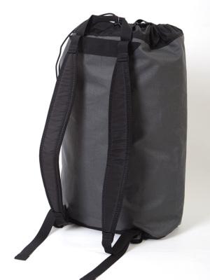 バックパック型のロープバッグ
