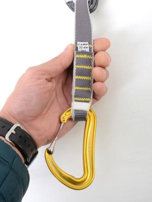 握りやすいスリング