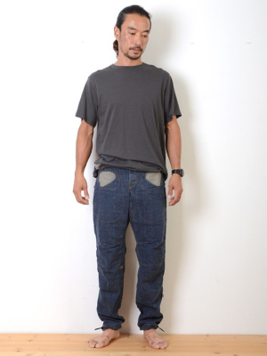 身長178cm/65kg/M着用
