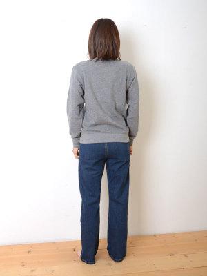 身長156cm/46kg/XS着用(日本のS相当)