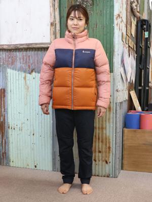 身長156cm/47kg/XS着用(日本のS)